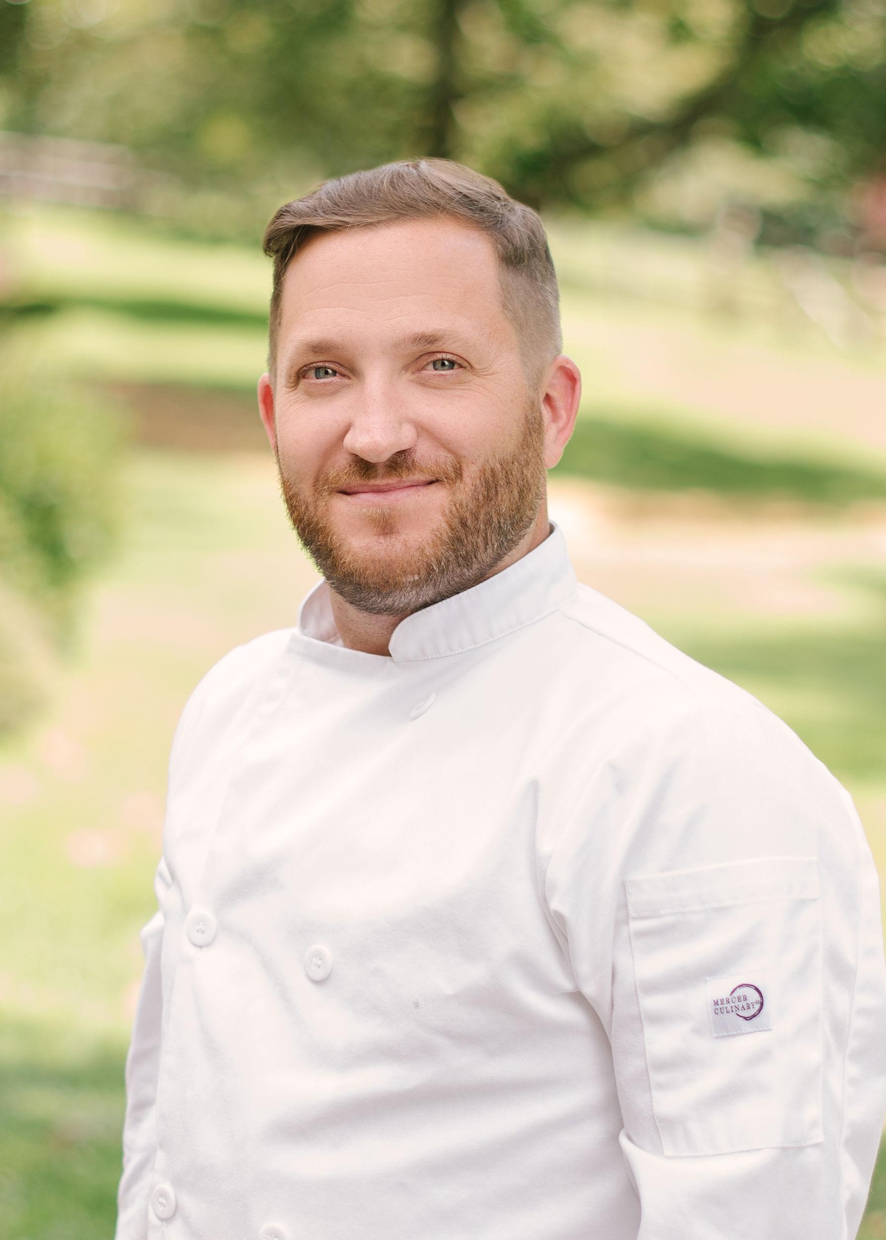 Photo of Executive Chef Dan Wood